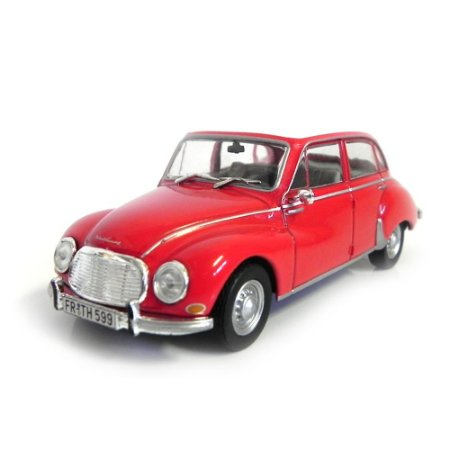 Dkw F94 3=6 1957 1/43 Whitebox