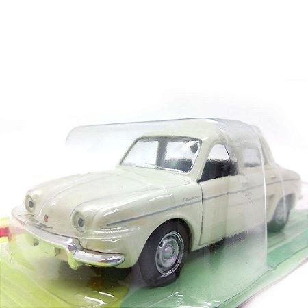 Renault Dauphine 1962 1/43 Carros Nacionais 2