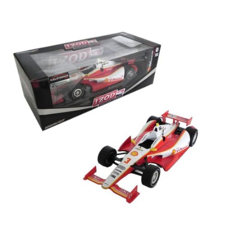 Dallara Izod S-Shell Helio Castroneves 3 2012 1/18 Greenlight