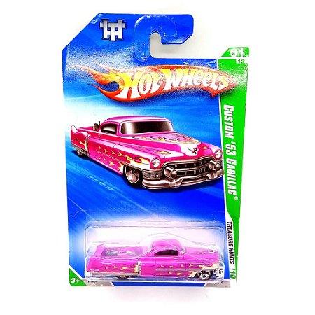 Custom Cadillac 1953 T Hunt 2010 1/64 Hot Wheels