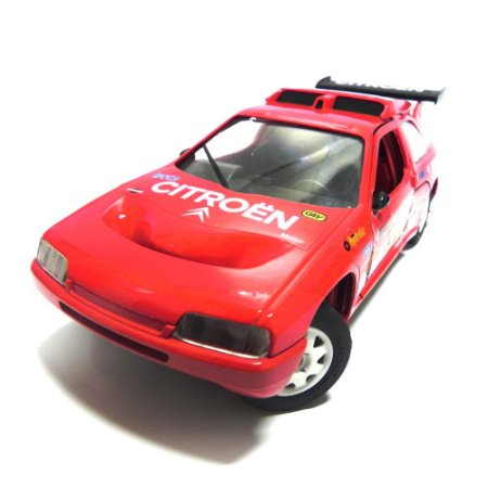 Citroen 2X Rallye Raid 1/18 Majorette