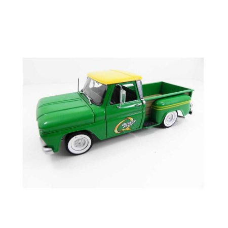 Chevrolet Pick Up C-10 Quaker State 1965 1/18 Greenlight