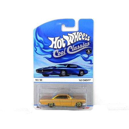 Chevy 1962 1/64 Hot Wheels Cool Classics