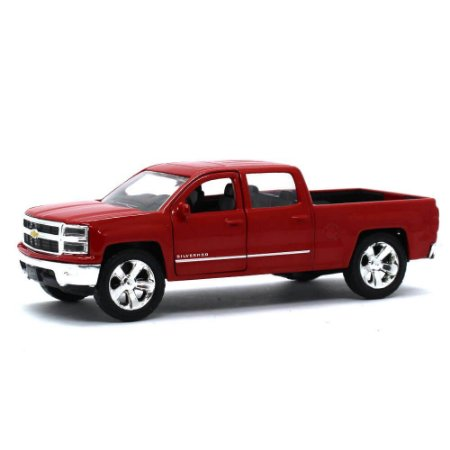 Chevrolet Silverado Pickup 2014 Just Trucks 1/32 Jada Toys
