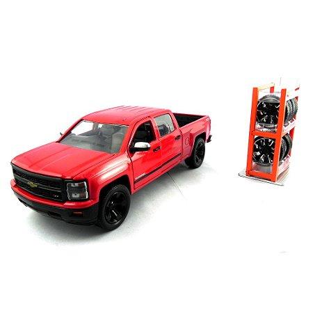 Chevrolet Silverado 2014 1/24 Jada Toys
