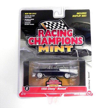 Chevrolet Nomad 1956 1/64 Johnny Lightning Racing Champions