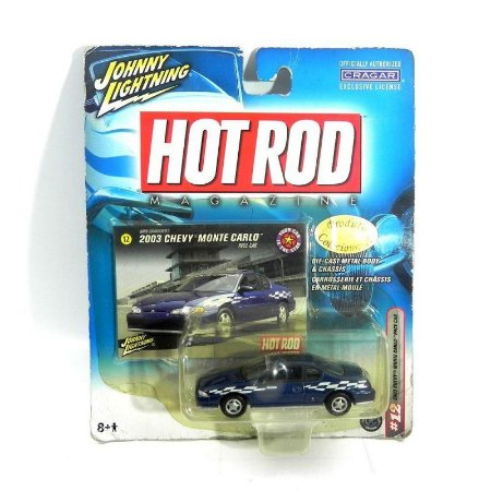Chevrolet Monte Carlo Pace 2003 1/64 Johnny Lightning Hot Rod