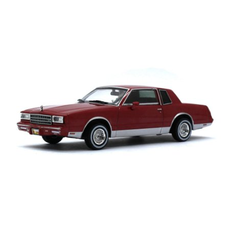 Chevrolet Monte Carlo 1982 Breaking Bad 1/43 Greenlight