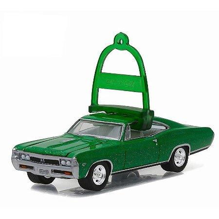 Chevrolet Impala SS 1967 Holiday Ornaments 1/64 Greenlight