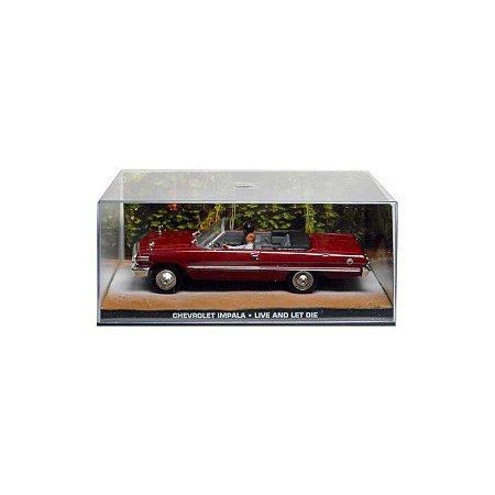 Chevrolet Impala 1/43 IXO – 007 Viva e deixe morrer
