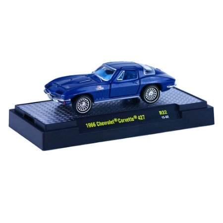 Chevrolet Corvette 427 1966 1/64 M2 Machines