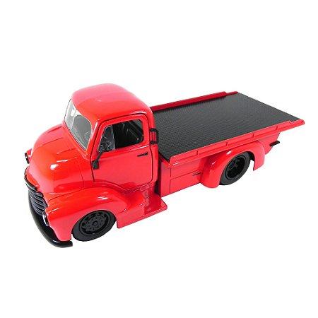Chevrolet Coe Flatbed 1952 1/24 Jada Toys