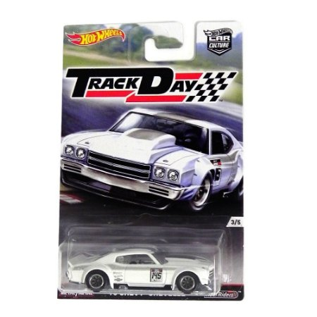 Chevrolet Chevelle 1970 1/64 Hot Wheels Track Day