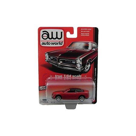 Chevrolet Camaro ZL1 Convertible 2013 1/64 Auto World