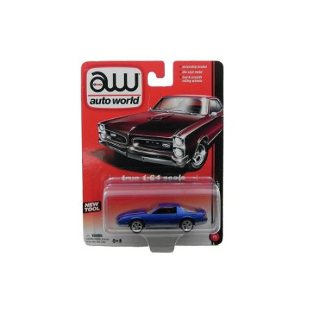 Chevrolet Camaro Z 28 1984 1/64 Auto World