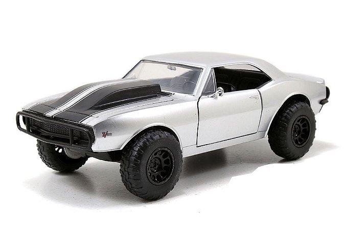 Chevrolet Camaro Roman´S Velozes E Furiosos 7 1/24 Jada Toys
