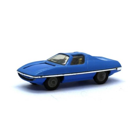 Carro da Série O Agente da Uncle 1/64 Husky Models 1968