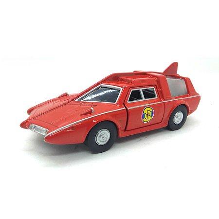 Capitão Escarlate Classic Spectrum Saloon Car 1/43 Corgi