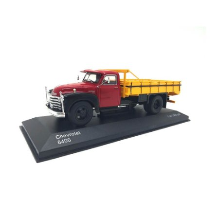 Caminhão Chevrolet 6400 1954 1/43 Whitebox
