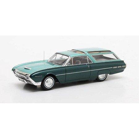 """Ford Thunderbird """"Vista-Bird"""" Wagon 1962 1/43 Matrix"""