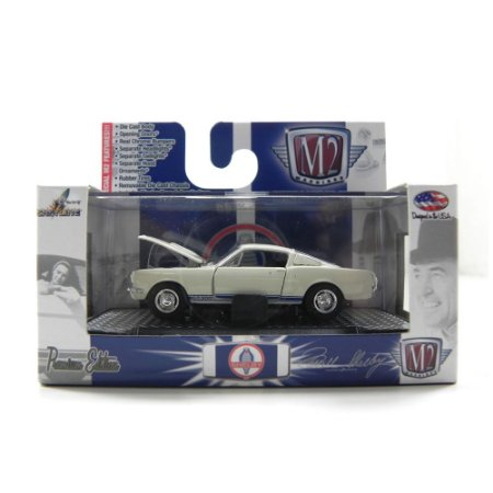 Ford Shelby Gt350 1965 1/64 M2 Machines