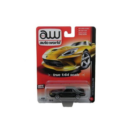 Ford Mustang SVO 1984 1/64 Auto World