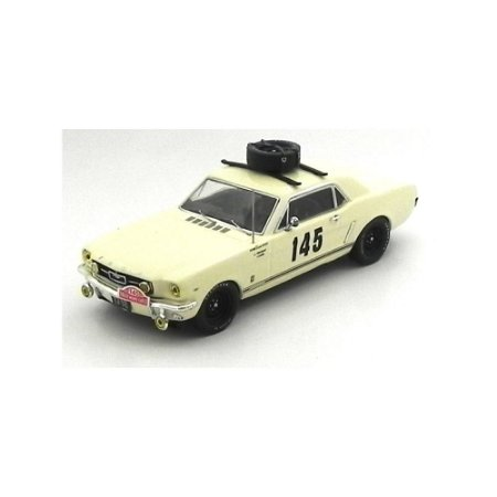 Ford Mustang #145 C/T Rally Monte Carlo 1966 1/43 Ixo