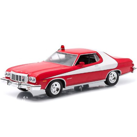 Ford Gran Torino Starsky&Hutch 1976 1/43 Greenlight