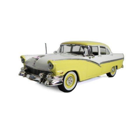 Ford Fairline 1956 1/43 Whitebox