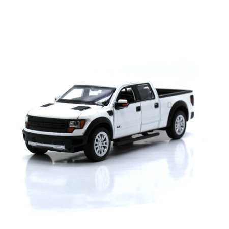 Ford F150 SVT Raptor Luz Som Fricção 1/32 California Action