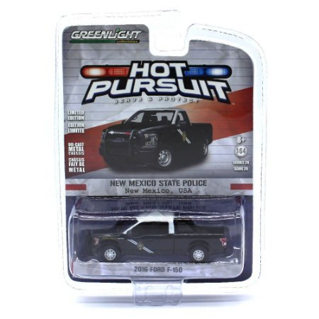 Ford F150 2016 Hot Pursuit Serie 24 1/64 Greenlight