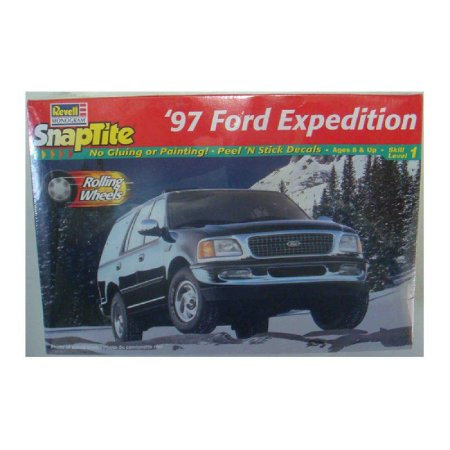 Ford Expedition Truck 1997 1/25 Revell