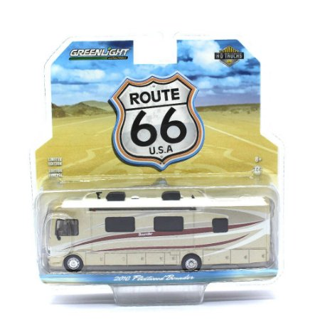 Fleetwood Bounder 2016 HD Trucks 8 1/64 Greenlight