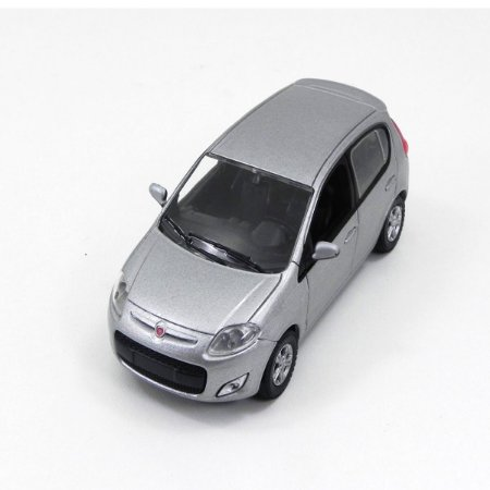 Fiat Palio 2012 Prata 1/43 Norev