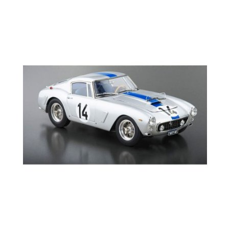 Ferrari 250 GT Berlinetta C. 14 24H Le Mans 1961 1/18 CMC