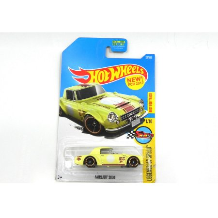 Fairlady 2000 1/64 Hot Wheels