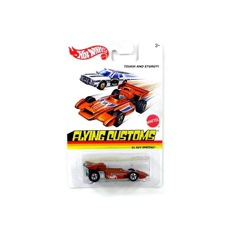 El Rey Special Flying Customs 1/64 Hot Wheels
