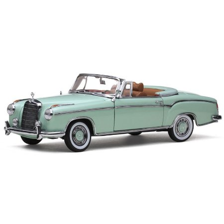 Mercedes Benz 220SE Cabriolet 1958 1/18 Sun Star