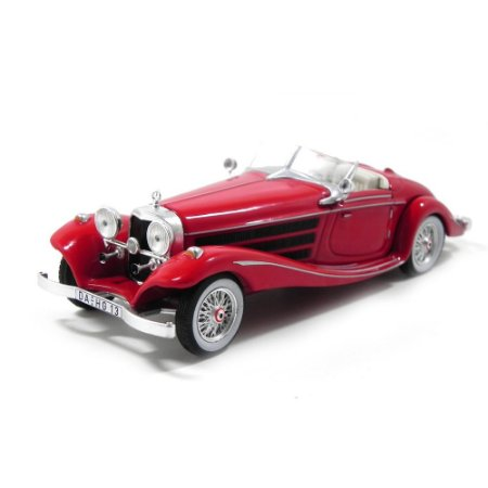 Mercedes Benz 1936 540K 1/43 Ixo