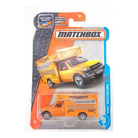 Mbx Moving Van 1/64 Matchbox