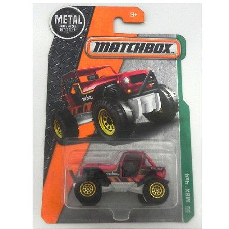 Mbx 4X4 1/64 Matchbox