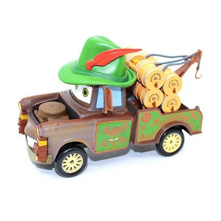Materhosen Carros 2 1/43 Disney Pixar