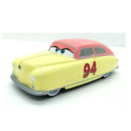Louise Nada Modesta Nash Disney Pixar Carros 3 1/43