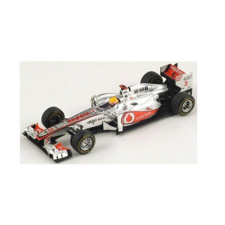 Lewis Hamilton Mclaren Mp4-26 Winner German Gp 2011 1/43 Spark