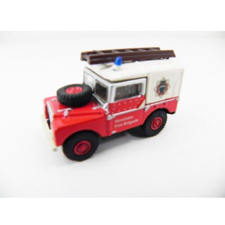 Landy Rover Feuerwehr (Bombeiros) 1/87 Bub
