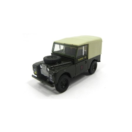 Land Rover Series 1 88 Canvas 1/76 Oxford