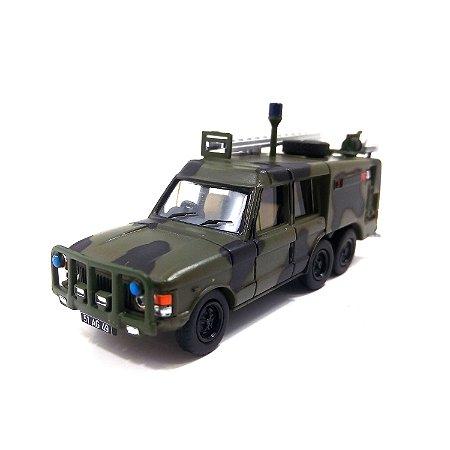 Land Rover Range Rover TACR2 1/76 Oxford