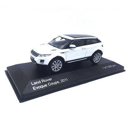Land Rover Range Rover Evoque Coupe 2011 1/43 Whitebox