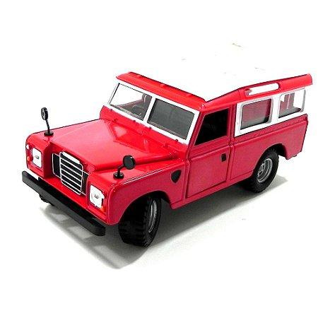 Land Rover 1/24 Bburago