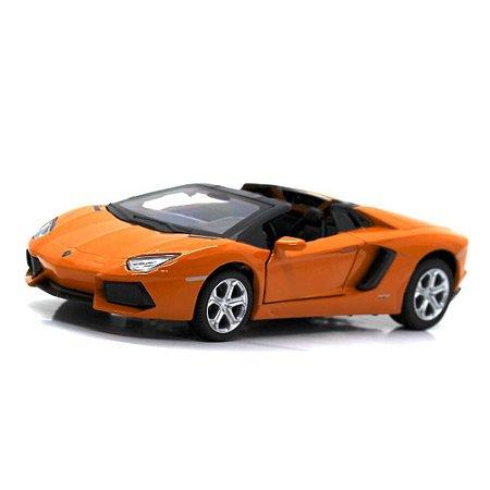 Lamborghini Aventador LP700-4 Luz Som Fricção 1/32 California